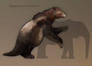 Megathereinprehistorickingdom