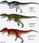Large carnivores by isismasshiro dc7zwo