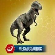 Megalosaurus JW