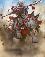Samurai cavalry of reptier by freezadon dbpcsy8-fullview