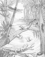 Joggins-Nova-Scotia-Carboniferous-Swamp-Pennsylvania-Periodtanya young©2018 website