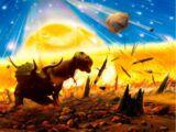 List of Dinosaur extinction theories