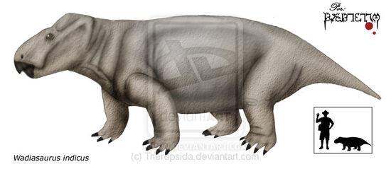 Wadiasaurus indicus