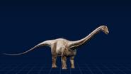 Diplodocus Jurassic World Evolution