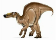 Shantungosaurus in Jurassic Park