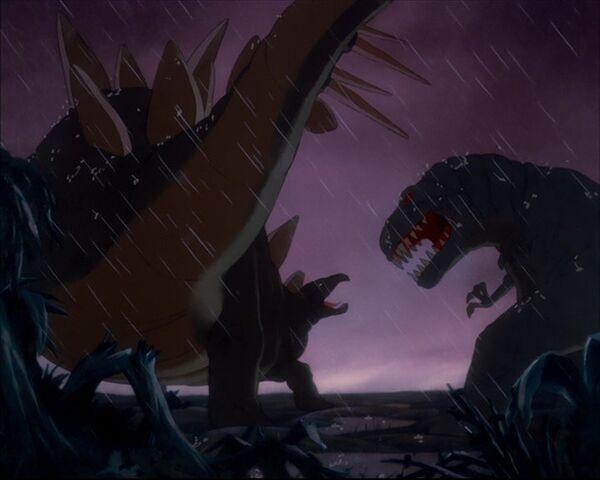 File:Stegosaurus vs tyrannosaurus from Fantasia.jpg