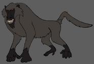 Dinopithecus f