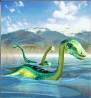 Plesiosaurus ZT