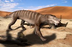 Gorgonopsidanddiictodon