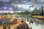 Early-cretaceous-life-richard-bizley