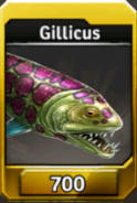 Gillicus Max Icon JPB
