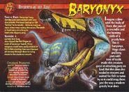 Baryonyx front