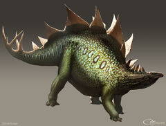 stegosaurus dinopedia fandom powered by wikia
