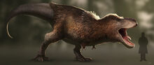Tyrannosaurus rex 2016 by arvalis-da9vcdk