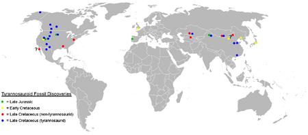 Tyrant map