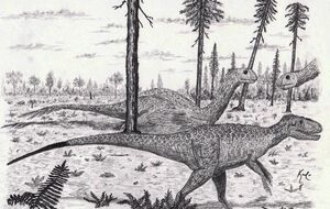 Idaho Oviraptorid