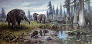 1-artists-impression-of-tertiary-period-landscape-ludek-pesek
