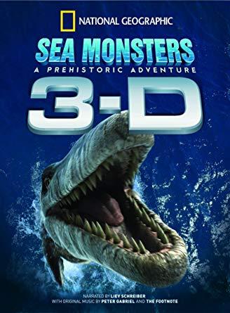 Sea Monsters A Prehistoric Adventure Dinopedia Fandom