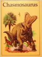 Chasmosaurus (Dinosaur Library)