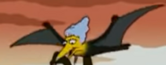 0008 Pteranodon The Simpsons
