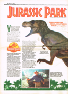 The Dinosaur Times Issue JP 1
