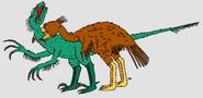 Titanis vs utharaptor by maleiva d1r1umb