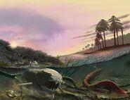 Paleo-landscapes-of-the-late-devonian-mikhail-shekhanov