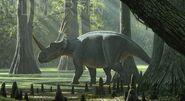 Styracosaurus raul martin