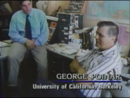 George Poinar in The Real Jurassic Park