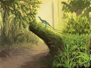 Triassic forest practice by prehistorybyliam dcwaydm-fullview
