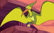 Pteranodon Tom and Jerry