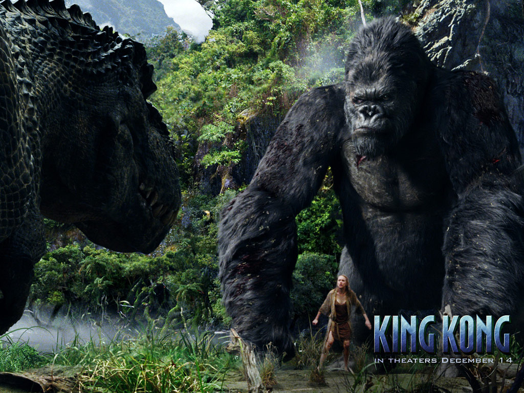 King kong 2005 film dinopedia fandom powered by wikia - King kong 2005 hd wallpapers ...