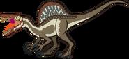 Spinosaurus vector by smcho1014 dd066e5