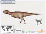 Tralkasaurus