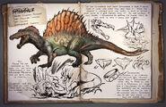 Ark Spinosaurus