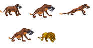 Lion king amphicyon by invislerblack d3gaxjs
