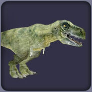 Zt2 Tyrannosaurus