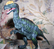 Dilophosaurus collectA1
