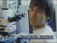 Jean Paul Vincent in The Real Jurassic Park