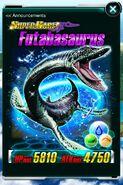 Super Rare Futabasaurus 8fbf