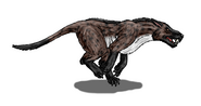 Dhd hyaenodon by scatha the worm d2s3zxr