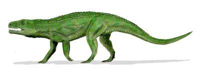 Teratosaurus BW