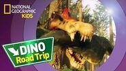 Spinosaurus Dino Road Trip