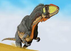 Yangchuanosaurus1 Jurassic