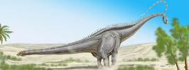 Seismosaurus BW