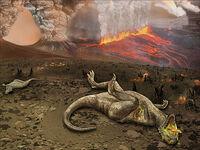 Deccan Traps volcano