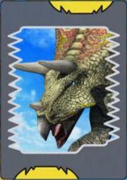 Torosaurus card