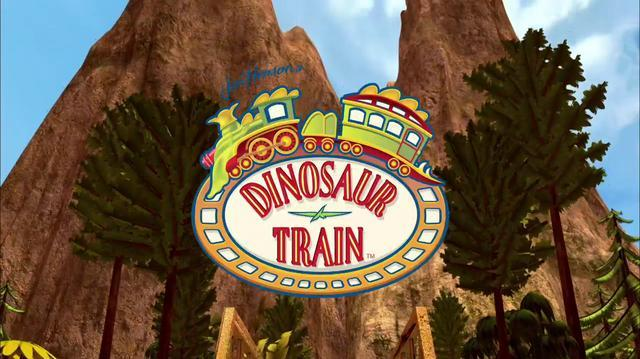 Dinosaur Train Promo Of Eggstangazzaaaaa!