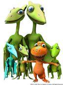 The Pteranodon Family