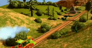 Равнины Эйниозавров